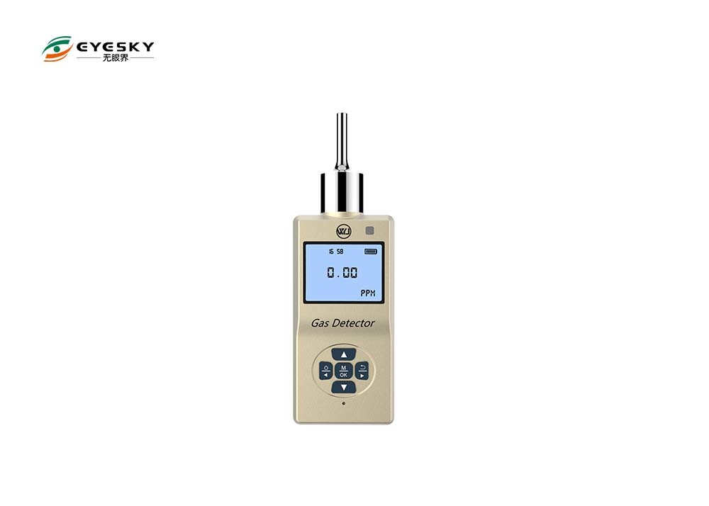 Portable Methane Gas Detector Lithium - Ion Batteries 0 . 1% Lel Resolution