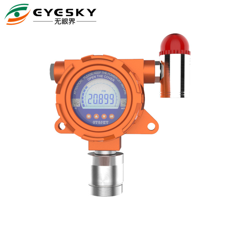 Chlorine Dioxide CLO2 Gas Leak Detector For Municipal Chemical